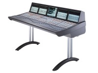 SSL Showcases V3 Software for C10 HD Compact Broadcast Console at IBC 2011