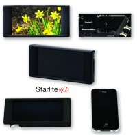 StarliteHD - Transvideos new on-board professional 3G-SDI field monitor the size of a smartphone