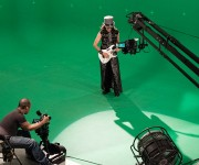 Steve Vai Music Video Produced with Full Blackmagic Design Workflow
