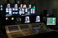 Two Studer Vista 5 Consoles For QVCs New Italian Shopping Channel