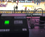 Studio Technologies and rsquo; Model 205 Announcer and rsquo;s Console Enhances  LA Lakers Broadcasts
