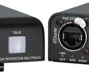 Studio Technologies Introduces New Dante and reg; Intercom Beltpacks