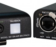 Studio Technologies Offers Dante and reg; Beltpack for On-Air Applications