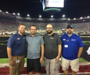 Studio Technologies Revs Up Bristol Motor Speedway with Dante Intercom Capability