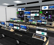STV Chooses Custom Consoles Module-R desks and MediaWall for Studio 1 Upgrade