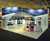 Suitcase TV showcasing integration and workflow capabilities at IBC 2014