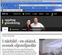 Swedish National Broadcaster SVT Launches First Responsive Design Website With Escenic Content Engine