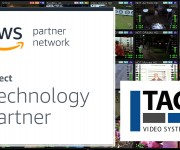 TAG Video Systems achieves AWS Technology Partner status, offers clients even greater accessibility and flexibility to deploy broadcast applications