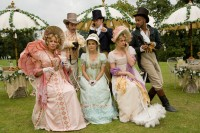 Technicolor adds colour and contrast to romantic comedy feature Austenland