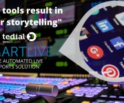 Tedial to Demonstrate Expanded MAM Platform at NAB2020 with New Tools to Enhance Sports and Live Production, Improve Storytelling, and nbsp;Streamline Workflows and Optimize Cloud Architecture