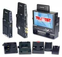 Teletests Portable HD LCD Receiver