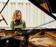 The Neutrality of DPA Microphones Helps Capture Pianist Helena Basilova and rsquo;s Rich, Velvety Sound