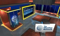 The Weather Network Selects Hybrid for new Trackless Virtual Studio HD Solution