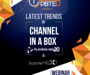 Think out of the Box with PBT EU Channel in a Box Webinar