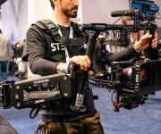 Tiffen International to show new products at BVE 2016 including the new Steadicam Pilot 2  and new Steadimate gimbal adapter