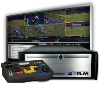 Tightrope Media Systems Showcases European Launch of Latest ZEPLAY Instant Replay Server at IBC2011