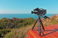 Timeless on the Mediterranean with the Sachtler Video 15