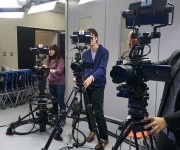 Tokai University Builds 4K Studio with URSA Mini 4K and ATEM 2 M E Broadcast Studio 4K