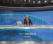 Turkeys first English language international news platform - TRT WORLD - expands its satellite distribution