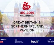 UK Pavilion sees 12 new companies join its ranks at IBC