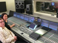 University of Otagos Historic The Albany Street Studio UPgrades with SSL C200 HD console