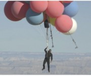 Up, Up and Away. Dream Chip and rsquo;s ATOM Cameras Take Viewers on David Blaine and rsquo;s Death-Defying Balloon Stunt with Him