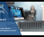 USER STORY: MBC Produce the 2019 Indian Ocean Island Games Live with Bluefish444 IngeSTore Server and Avid