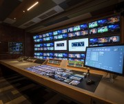Utah Scientific Demonstrates Axon IP and UHD Solutions At NAB