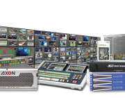 Utah Scientific Demonstrates The Power of Axon Digital 4K and IP Solutions At NAB