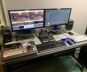 Vegas PBS, Clark County School District Use New FOR-A Switcher  for Required Meeting Coverage during COVID-19 Restrictions