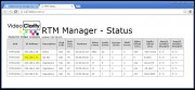 Video Clarity Redesigns Management Application for Its RTM Monitoring Systems