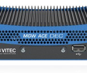 VITEC Debuts MGW Ace Decoder at IBC2016