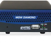 VITECs Expanding HEVC Ecosystem on Display at 2018 NAB Show With Launch of MGW Diamond Encoder