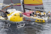 VOLVO OCEAN RACE STANDARDISES ON COBHAM