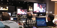 Vualto Showcases Webcasting and Managed Streaming Services at BVE North 2013