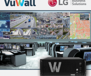 VuWall and LG Partner to Deliver the Most Advanced Integrated Video Wall Control and Display Technology for Control Room Environments