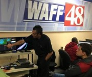 WAFF-TV Deploys JVC ProHD Studio for Streaming Productions