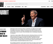 Wazee Digital Builds Content Portal for Viewers of the Acclaimed Charlie Rose Program