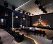 White Mark Designs Mosfilms First Dolby AtmosTM Dubbing Theatre