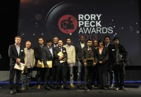 Winners announced at Rory Peck Awards 2013