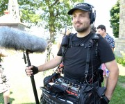 Wisycom Goes the Distance for Production Sound Mixer Boom Operator Adam Bloch