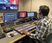 With New FOR-A HVS-2000 Switcher and ClassXGraphics, and nbsp;WLVT-TV Improves Production Workflows and On-Air Look