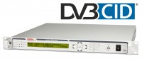 WORK Microwave DVB-S2 Equipment Offers Early Compliance with New Carrier ID Standard