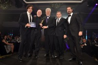 XL Events scores Hat Trick with Eventia Award for Best Technical Supplier