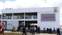 XL Events Supplies and nbsp;KODA  at the Goodwood Festival Of Speed