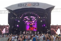 XL Video Supplies First Ibiza 123 Festival