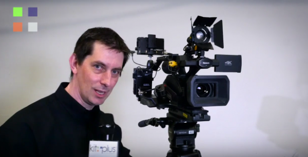 Filming kit review from NAB 2016