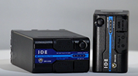 Sony BPU form factor camera batteries from IDX