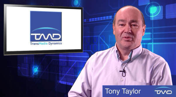 TMD Overview for IBC2015