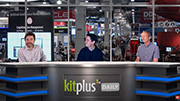 KitPlus Daily 17th April with special guest Paul Robson from Medialease
